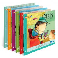 Colecciones Crecer ( 5 libros ) + Pequeño Gigante ( 5 libros ) + Libro El Niño Invisible